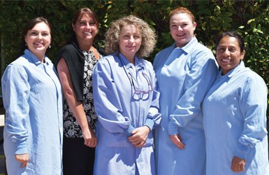 The Staff of Strawberry Village Dental Care